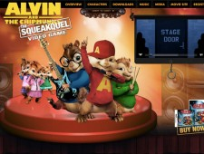 Alvin and the Chipmunks Title